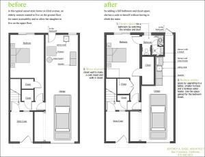Floor Plan Improvement
